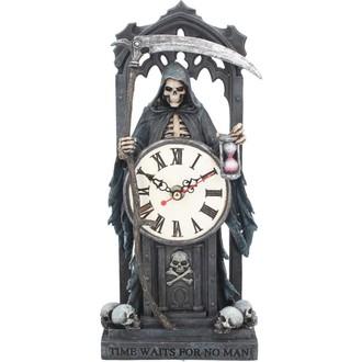dekorácia (hodiny) Time Waits for No Man, NNM