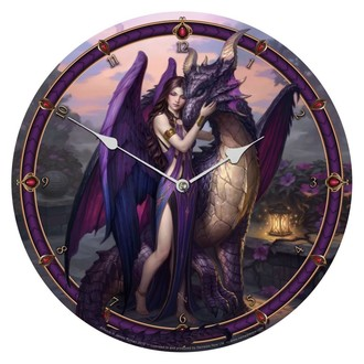 hodiny Dragon Sanctuary, NNM