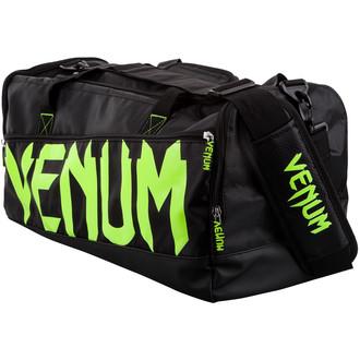 taška VENUM- sparring Šport - Black / Neo Yellow, VENUM