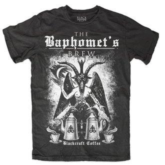 tričko pánske BLACK CRAFT - Baphomet Brew, BLACK CRAFT