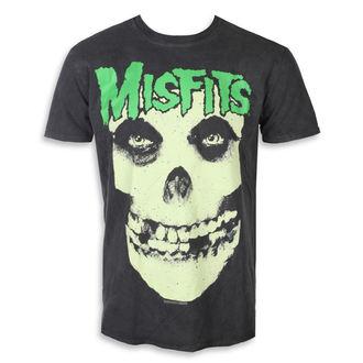 tričko pánske MISFITS - LARGE SKULL - PLASTIC HEAD, PLASTIC HEAD, Misfits