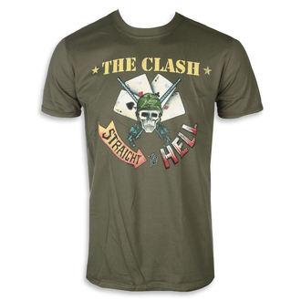 tričko pánske CLASH - STRAIGHT ACES - PLASTIC HEAD, PLASTIC HEAD, Clash