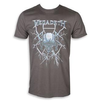 tričko pánske MEGADETH - ELEC VIC - PLASTIC HEAD, PLASTIC HEAD, Megadeth