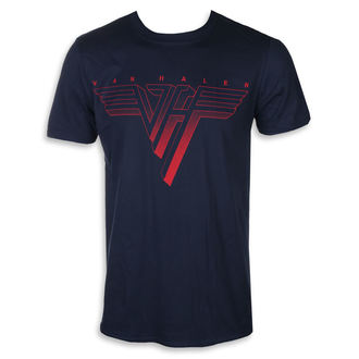 tričko pánske VAN HALEN - CLASSIC RED LOGO - PLASTIC HEAD, PLASTIC HEAD, Van Halen