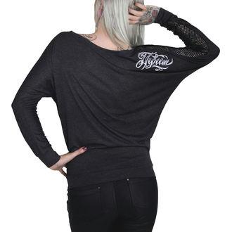 tričko dámske s dlhým rukávom HYRAW - CULT OF EVIL, HYRAW