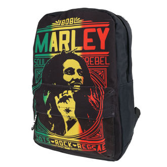 batoh BOB MARLEY - ROOTS ROCK REGGAE - CLASSIC, Bob Marley