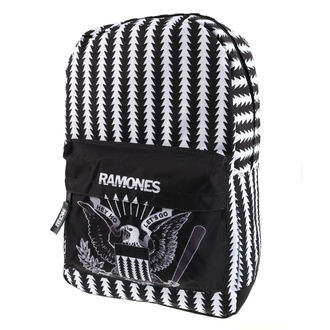 batoh RAMONES - LETS GO CREST - CLASSIC, Ramones