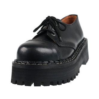 topánky STEADY´S - 3 dierkové - Black, STEADY´S