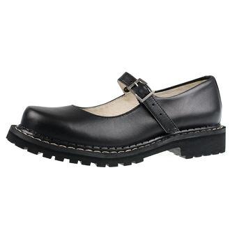 topánky dámske (balerínky) STEADY´S - Rock black, STEADY´S