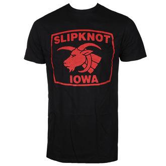 tričko pánske SLIPKNOT - CREST  BLK - BRAVADO, BRAVADO, Slipknot