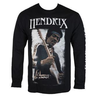 tričko pánske s dlhým rukávom Jimi Hendrix - AUTHENT VOODOO CHILD BLK - BRAVADO, BRAVADO, Jimi Hendrix