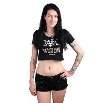 tričko dámske (top) BELIAL - Irrensposible hate, BELIAL