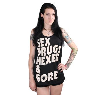 tielko (unisex) BELIAL - Sex,drugs,hexes,& gore, BELIAL