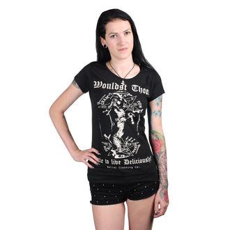tričko dámske BELIAL - VVitch, BELIAL