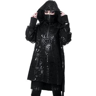 mikina dámska KILLSTAR - Beyond Black Oversized - BLACK - KSRA001611