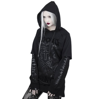 mikina unisex KILLSTAR - Beyond Death - BLACK - KSRA001601