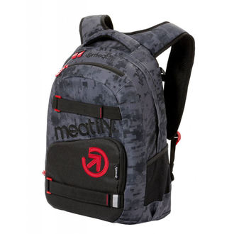 batoh MEATFLY - EXILE 3 I - Binary Camo Grey, MEATFLY