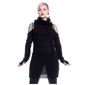 sveter dámsky Vixxsin - BLACK ORCHID - BLACK, VIXXSIN