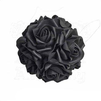 dekorácia ALCHEMY GOTHIC - Black Rose, ALCHEMY GOTHIC