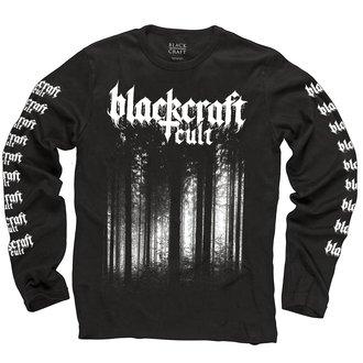tričko pánske s dlhým rukávom BLACK CRAFT - Black Metal Forest, BLACK CRAFT