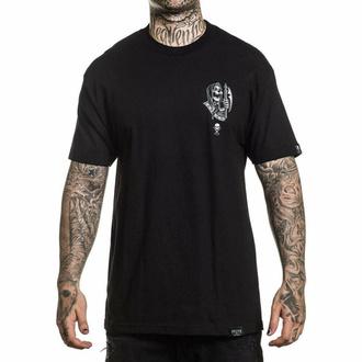 tričko pánske SULLEN - BLAQ JACK - BLACK, SULLEN
