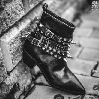 topánky KILLSTAR - Callista - BLACK, KILLSTAR