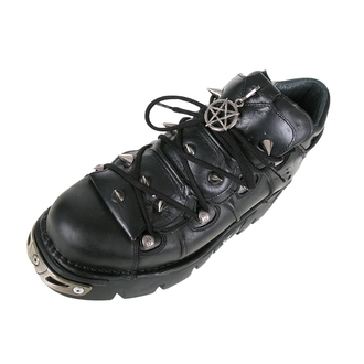 topánky NEW ROCK - Prick Shoes (110-S1) Black, NEW ROCK