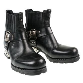 topánky NEW ROCK - MR007-S1 - Itali Negro - POŠKODENÉ, NEW ROCK