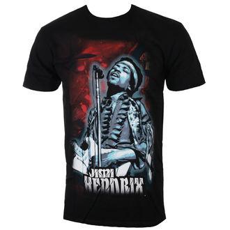 tričko pánske Jimi Hendrix - AUTHENTC COSMOS - BLK - BRAVADO, BRAVADO, Jimi Hendrix