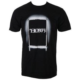 tričko pánske The 1975 - BLACK TOUR - BLACK - BRAVADO, BRAVADO