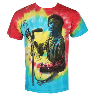 tričko pánske Jimi Hendrix - RAINBOW SPIRAL - BRAVADO, BRAVADO, Jimi Hendrix