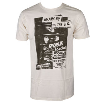 tričko pánske SEX PISTOLS - 100 CLUB PUNK - BRAVADO, BRAVADO, Sex Pistols