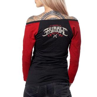 tričko dámske s dlhým rukávom HYRAW - BEHIND, HYRAW