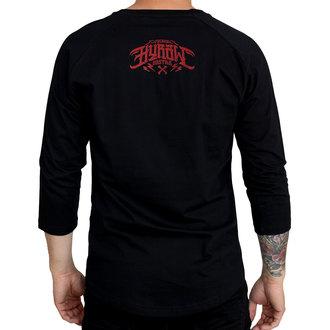 tričko pánske s 3/4 rukávom HYRAW - HARDCORE MONKEY, HYRAW