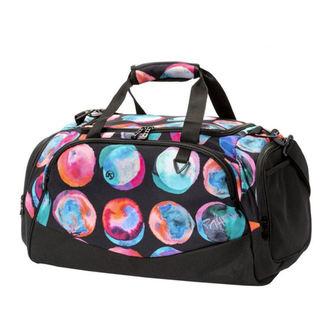 taška cestovná MEATFLY - ROCKY 2 DUFFLE - B - Blossom Black, MEATFLY
