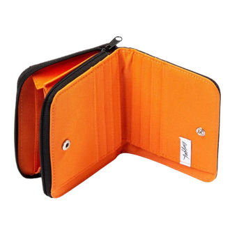 peňaženka NUGGET - AURORA - B - 1/26/38 - Black Heather Orange - MEAT218