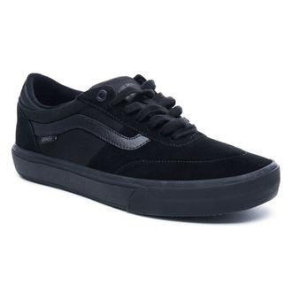 topánky VANS - MN Gilbert Crockett (SUEDE) - BLACK, VANS