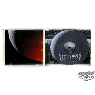 CD Bitterness 'Sign of Our Extinction 1', NNM, Bitterness