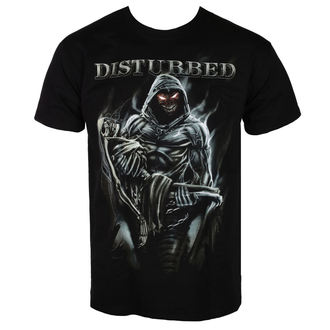 tričko pánske DISTURBED - LOST SOULS - BLACK - LIVE NATION, LIVE NATION, Disturbed