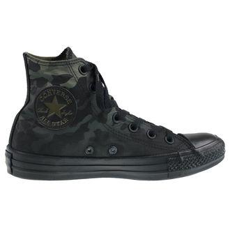 25a2bf004022 topánky CONVERSE - CTAS HI FIELD - SURPLUS   BLACK