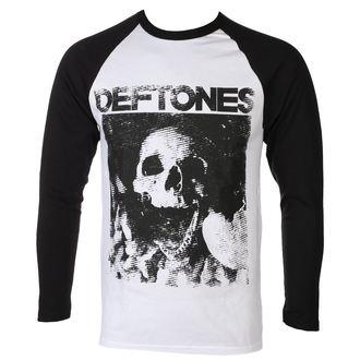 tričko pánske s dlhým rukávom DEFTONES - SKULL - PLASTIC HEAD, PLASTIC HEAD, Deftones