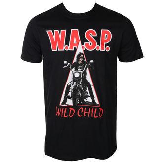 tričko pánske W.A.S.P. - WILD CHILD - PLASTIC HEAD, PLASTIC HEAD, W.A.S.P.