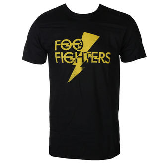tričko pánske FOO FIGHTERS - LIGHTNING STRIKE - PLASTIC HEAD, PLASTIC HEAD, Foo Fighters