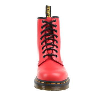 topánky DR.MARTENS - 8 dierkové - SATCHEL - RED, Dr. Martens