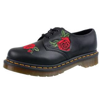 topánky DR.MARTENS - 3 dierkové - Vonda BLACK, Dr. Martens