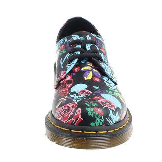 topánky DR.MARTENS - 3 dierkové - ROSE MULTI, Dr. Martens