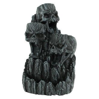 stojan na kadidlo Skull Spätnému toku Incense Tower, NNM