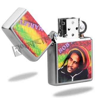 zapaľovač ZIPPO - BOB MARLEY - NO. 1, ZIPPO, Bob Marley