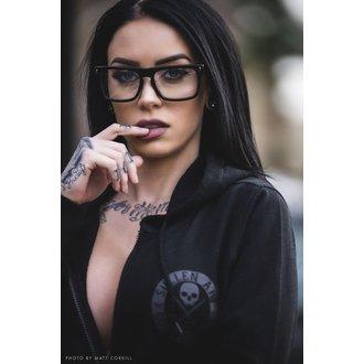 mikina dámska SULLEN - BOH - BLACK