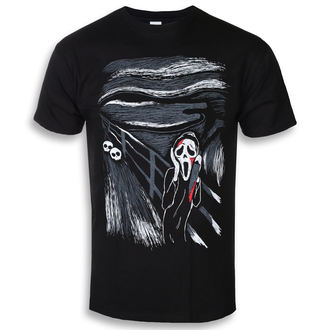 tričko pánske GRIMM DESIGNS - THE SCREAM, GRIMM DESIGNS